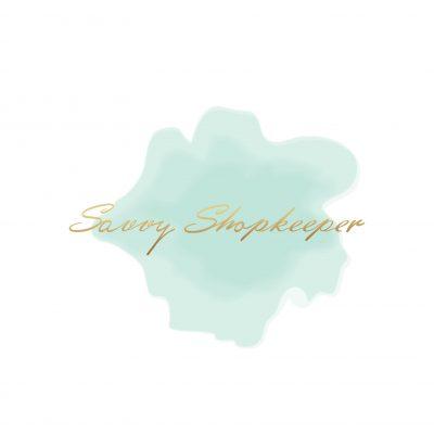 Savvy Shopkeeper Logo