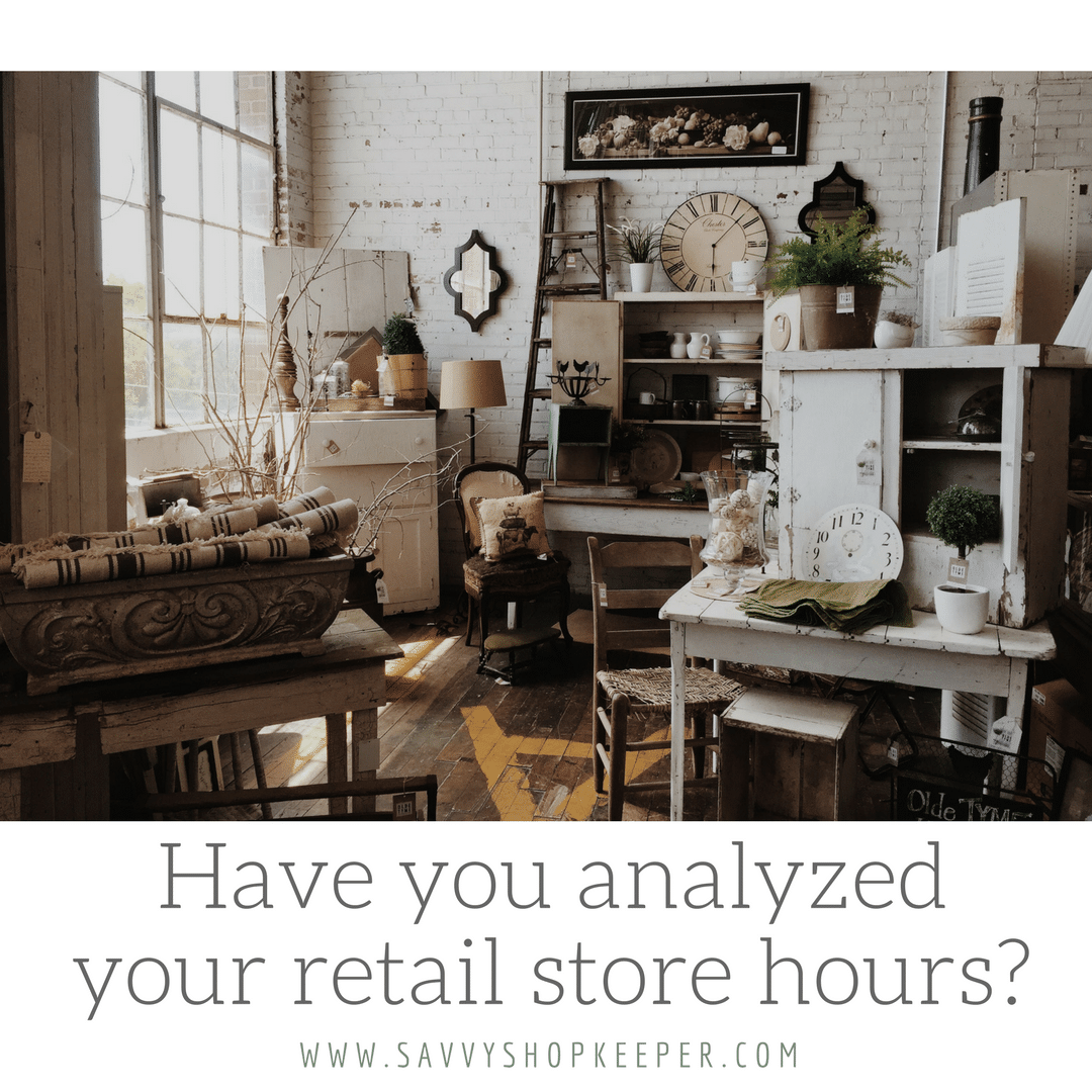When and how to cut back retail store hours… and still grow your sales!