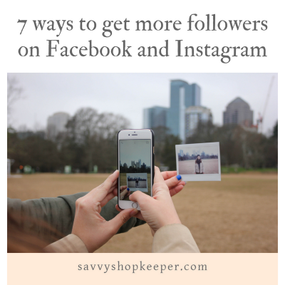 7 ways more to get more followers on social media