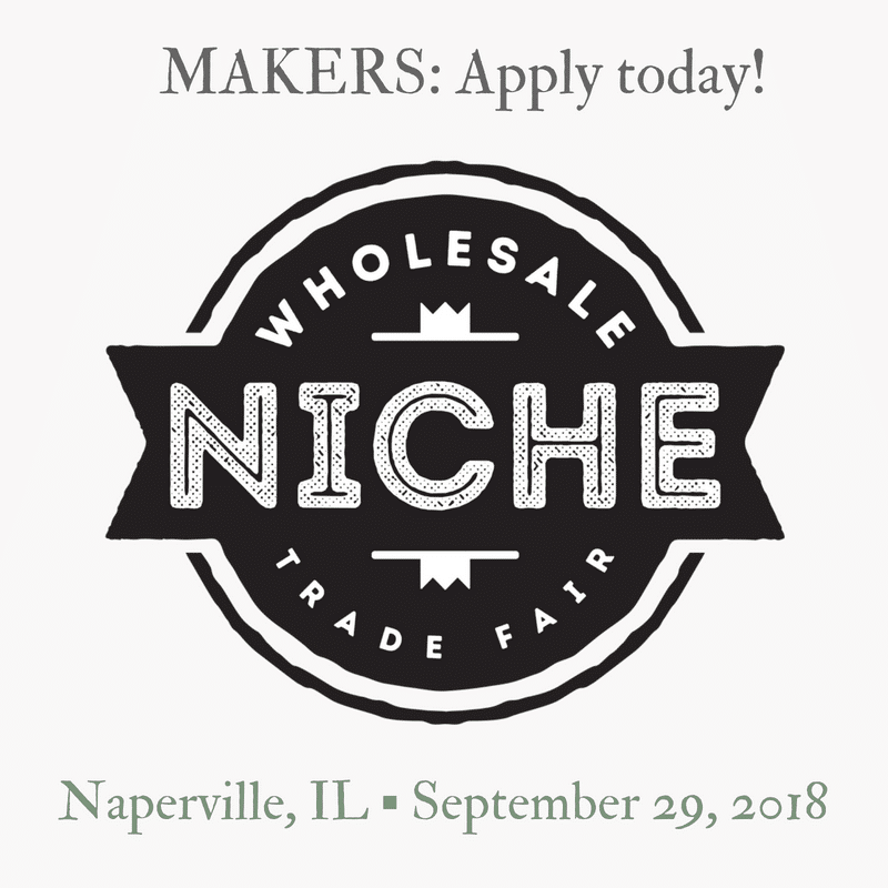 Niche Fair {For Makers}