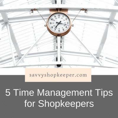 5 Time Management Tips