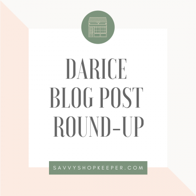 Darice Blog Post Round-Up
